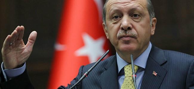 Erdogan threatens to expel 10 Western ambassadors