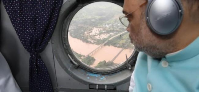 Uttarakhand Floods: Amit Shah To Undertake Aerial Survey Of Rain-Hit Regions Today