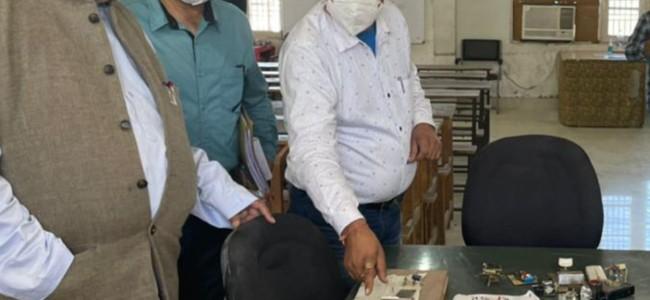 Principal Secretary SDD inspects functioning of ITI Bhaderwah