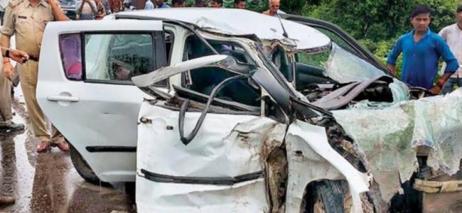 Eight Dead In Car Accident In Haryana's Jhajjar