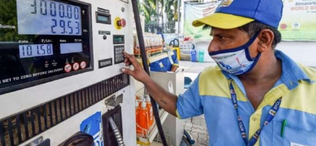 Petrol, diesel prices hit all-time high after fresh hike today
